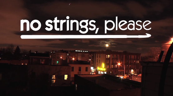 no strings please series