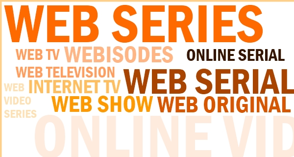 what is a web series
