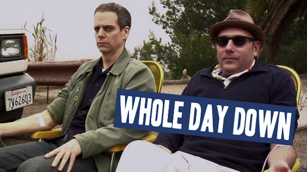 Web Series Spotlight: 'Whole Day Down' Enlists Willie Garson and Patrick Breen for the Artpocalypse