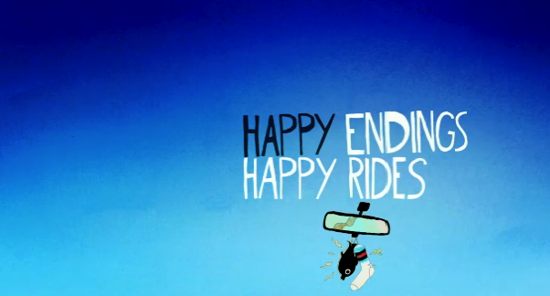 'Happy Endings: Happy Rides' An Unexpected Delight, Signaling Promise for Branded, Derivative Series