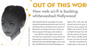 Article in Print: Tracking Sci-Fi Web Shows
