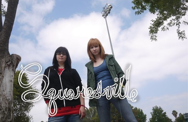 Nerd Girls Rule In 'Squaresville'