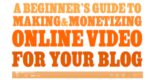Beginner's Guide to Making and Marketing Web Video