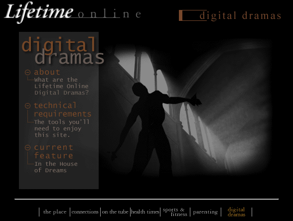 in the house of dreams lifetime online drama