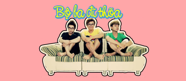 Bộ Ba Đĩ Thõa my best gay friends web series