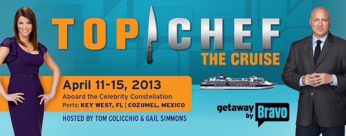 top chef cruise