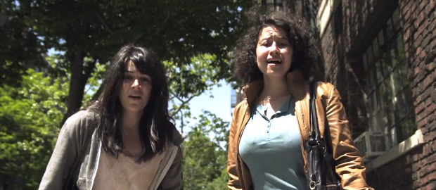 Abbi Jacobson (left) and Ilana Glazer
