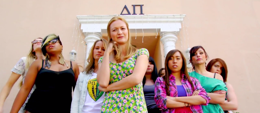 'Destroy the Alpha Gammas' Is A Flawless 'Glee'–'Greek' Mash-Up