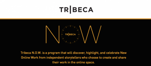 tribeca film festival now program