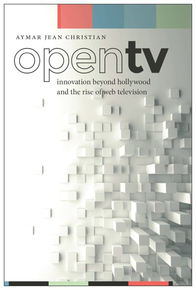 open tv book cover
